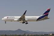 PT-MSY, Boeing 767-300, LATAM Linhas Aereas