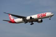 PT-MUD, Boeing 777-300ER, TAM Linhas Aereas