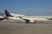 PT-TLS, Embraer ERJ 190BJ Lineage 1000, Private