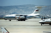 RA-76445, Ilyushin Il-76-TD, Novosibirsk Avia