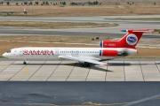 RA-85823, Tupolev Tu-154M, Samara Airlines