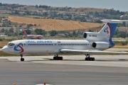 RA-85833, Tupolev Tu-154M, Ural Airlines
