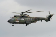 S-438, Aerospatiale (Eurocopter) AS 532-U Cougar, Royal Netherlands Air Force