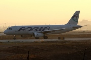 S5-AAC, Airbus A320-200, Adria Airways