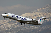 S5-AAJ, Bombardier CRJ-200ER, Adria Airways