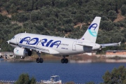 S5-AAP, Airbus A319-100, Adria Airways