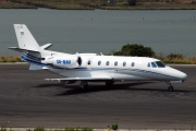 S5-BAV, Cessna 560-Citation XL, Linxair