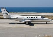 S5-BBG, Cessna 550 Citation II, Gio Aviation
