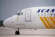 SE-DFS, McDonnell Douglas MD-82, Scanair
