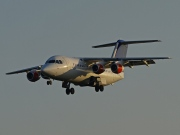 SE-DJO, British Aerospace Avro RJ85, Transwede Airways