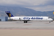 SE-DMC, McDonnell Douglas MD-87, City Airline