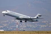 SE-DMK, McDonnell Douglas MD-87, Scandinavian Airlines System (SAS)