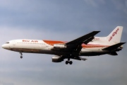 SE-DPX, Lockheed L-1011-50 Tristar, Air Ops