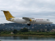 SE-DSV, British Aerospace Avro RJ100, Malmo Aviation