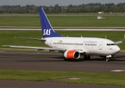 SE-DTH, Boeing 737-600, Scandinavian Airlines System (SAS)