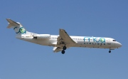 SE-DUU, Fokker F100, MCA Airlines