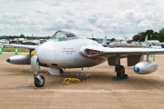SE-DXS, De Havilland DH-100 Vampire FB.6, Untitled