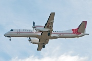 SE-KXK, Saab 2000, Golden Air