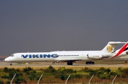 SE-RDE, McDonnell Douglas MD-83, Viking Airlines
