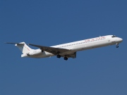 SE-RDH, McDonnell Douglas MD-83, Air Scandic