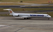 SE-RDI, McDonnell Douglas MD-83, Viking Airlines