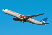 SE-REE, Airbus A330-300, Scandinavian Airlines System (SAS)