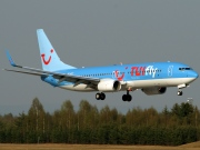 SE-RFT, Boeing 737-800, TUIfly Nordic