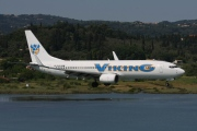 SE-RHR, Boeing 737-800, Viking Airlines