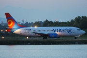 SE-RHU, Boeing 737-300, Viking Airlines