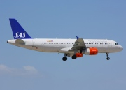 SE-RJE, Airbus A320-200, Scandinavian Airlines System (SAS)