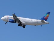 SP-HAB, Airbus A320-200, Small Planet Airlines