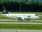 SP-LDC, Embraer ERJ 170-100ST, LOT Polish Airlines