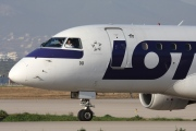 SP-LDD, Embraer ERJ 170-100ST, LOT Polish Airlines