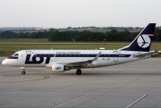 SP-LDF, Embraer ERJ 170-100LR, LOT Polish Airlines