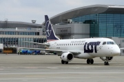 SP-LDH, Embraer ERJ 170-100STD, LOT Polish Airlines