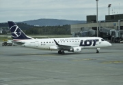 SP-LDI, Embraer ERJ 170-100ST, LOT Polish Airlines