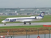 SP-LGH, Embraer ERJ-145MP, LOT Polish Airlines