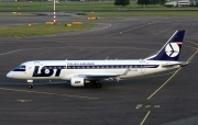 SP-LIB, Embraer ERJ 170-200SD, LOT Polish Airlines