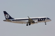SP-LIC, Embraer ERJ 170-200STD, LOT Polish Airlines