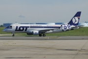 SP-LIE, Embraer ERJ 170-200LR, LOT Polish Airlines