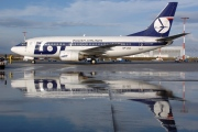 SP-LKD, Boeing 737-500, LOT Polish Airlines