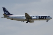 SP-LLG, Boeing 737-400, LOT Polish Airlines