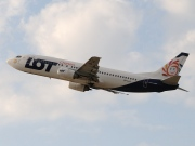 SP-LLK, Boeing 737-400, LOT Charters