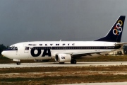 SP-LMD, Boeing 737-300, Olympic Airways
