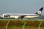 SP-LPB, Boeing 767-300ER, LOT Polish Airlines