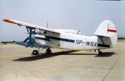 SP-WSX, Antonov An-2R, Untitled