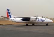 ST-ARP, Antonov An-24RV, Alfa Airlines