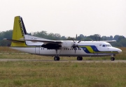 ST-ASI, Fokker 50, Sudan Airways
