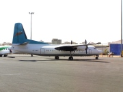 ST-NEX, Fokker 50, Feeder Airlines
