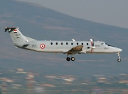 SU-BKV, Beechcraft 1900-C, Egyptian Air Force